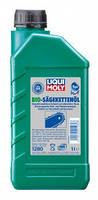 Минеральное трансмиссионное масло для цепей бензопил Liqui Moly Bio Sage-Kettenoil 1л