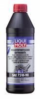 Liqui Moly Vollsynthetisches Getriebeoil 75W-90 1л