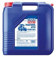 Минеральное трансмиссионное масло для тракторов Liqui Moly Traktoroil UTTO 10W-30 20л