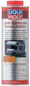 Антибактериальная присадка Liqui Moly Anti-Bakterien-Diesel-Additiv 1л