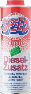 Суперкомплекс для дизельных двигателей Liqui Moly Speed Diesel Zusatz 1л