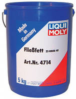 Жидкая консистентная смазка для центральных систем Liqui Moly Fliessfett ZS KOOK-40 5кг