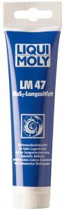 Cмазка ШРУС с дисульфидом молибдена Liqui Moly LM 47 Langzeitfett + MoS2 0.1л