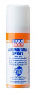 Алюминиевый спрей Liqui Moly Aluminium-Spray 0.05л