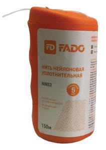 Нить герметизирующая для труб 150 м FADO