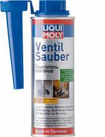 Присадка в топливо (бензин) Очиститель клапанов Liqui Moly Ventil Sauber 0.25л