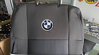 Чехлы на сиденья BMW 5 Series (E34) седан 1988-96 EMC Elegant 168