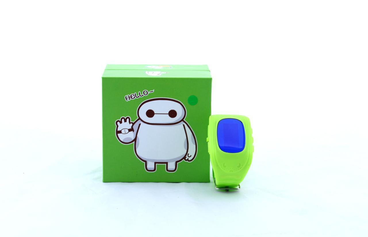 Детские умные часы - телефон с GPS трекером Q50 (Без замены брака!!!)