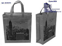 "Еко сумка BOX  standart ""New York"""
