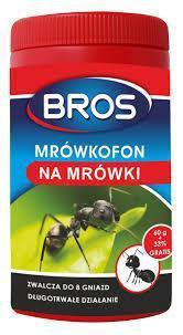 Инсектицид Bros Мровкофон 80г /36шт