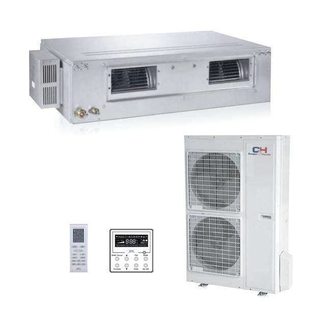 Канальный кондиционер Cooper&Hunter CH-ID09NK4/CH-IU09NK4 Inverter