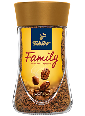 Кофе растворимый Tchibo Family 200гр. Польша