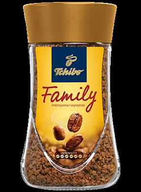 Кофе растворимый Tchibo Family 200гр. Польша, фото 2
