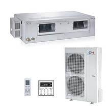 Канальний кондиціонер Cooper&Hunter CH-ID18NK4/CH-IU18NK4 Inverter