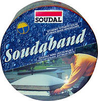 Лента монтажная битумная SOUDABAND 15см 10м SOUDAL (00004000000SB1500A)