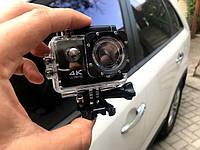 Экшн камера Allwinner3R WiFi 4k с пультом