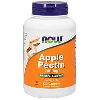 Яблочный пектин, Now Foods, 700 мг, 120 капсул
