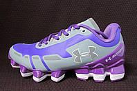 Женские кроссовки Under Armour 8623019 208 (реплика) фиолетовые код 5353А