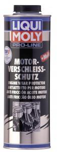 Антифрикционная присадка с дисульфидом молибдена в моторное масло Liqui Moly Pro-Line Motor-Verschleiss-Schutz 1л