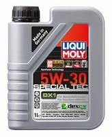 Моторное масло Liqui Moly Special Tec DX1 5W-30 1л