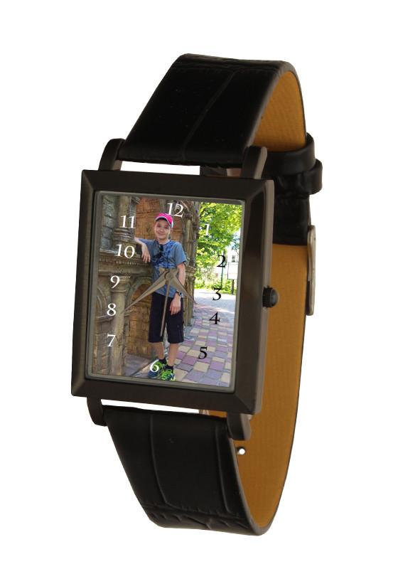 Часы наручные с фотографией Вашего ребенка