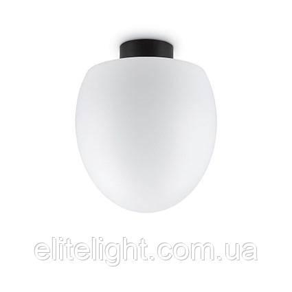 Потолочный светильник Ideal Lux CONCERTO PL1 NERO 144214