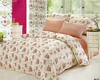 Комплект постельного белья 200*220 шелк-сатин/NEW Maya Le Vele
