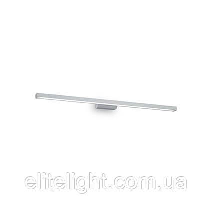 Настенный светильник Ideal Lux EDGAR AP49 ALLUMINIO 136585