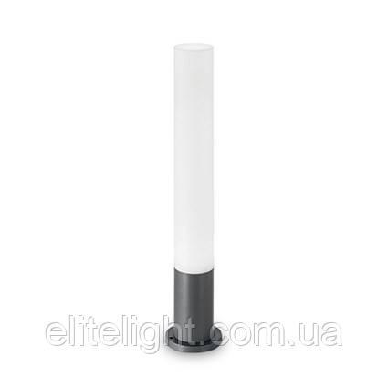 Парковый светильник Ideal Lux EDO OUTDOOR PT1 ROUND ANTRACITE 138510