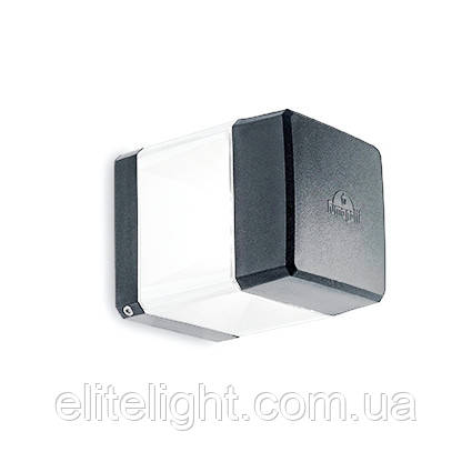 Настенный светильник Ideal Lux ELISA AP1 GRIGIO 187853