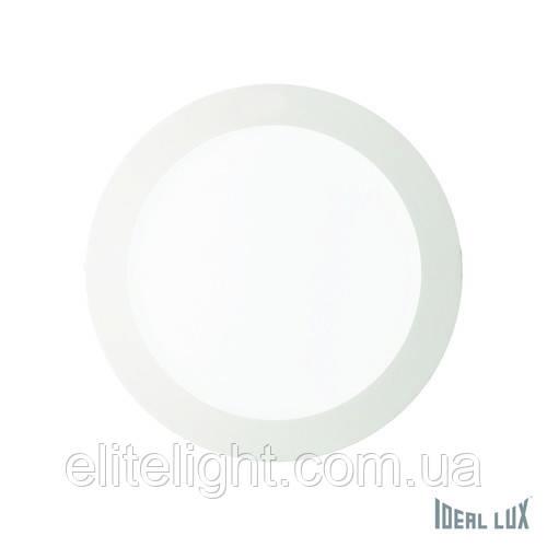 Потолочный светильник Ideal Lux GROOVE FI1 30W ROUND 4000K 147680