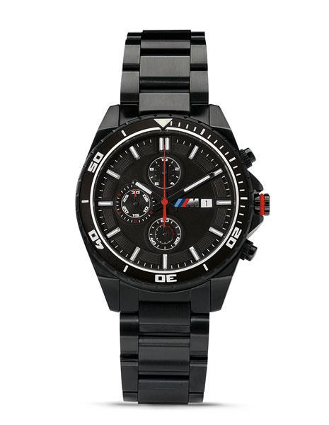 Хронограф BMW M Chronograph Men Black (80262406694)  e2423a537d850