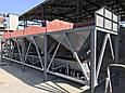 Бункер для инертных материалов четырех секционый, фото 7