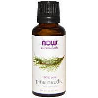 Эфирное масло сосновой хвои (Pine Needle), Now Foods, 30 мл.