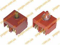 Кнопка для болгарки STERN AG115 D.