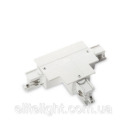 Разъем Ideal Lux LINK TRIM T-CONNECTOR RIGHT WHITE 188133
