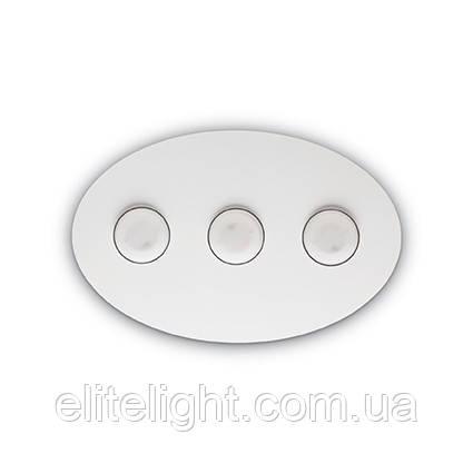 Потолочный светильник Ideal Lux LOGOS PL3 BIANCO 175768