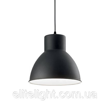 Подвесной светильник Ideal Lux METRO SP1 NERO 139098
