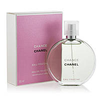 Парфюмерия, духи для женщин Chanel Chance Eau Fraiche 100 ml Женские Туалетная вода Шанель реплика