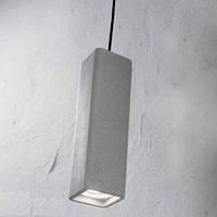 Подвесной светильник Ideal Lux OAK SP1 SQUARE CEMENTO 150673