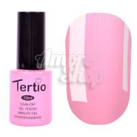 Гель-лак Tertio №099 (бледный розовый, эмаль), 10 мл