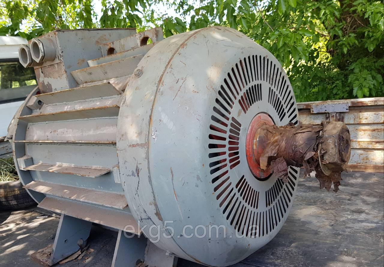 Двигателя крановые Тип 4МТН 400 М10 У1