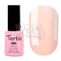 Гель-лак Tertio №101 (ванильный, эмаль), 10 мл