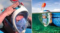 Подводная маска для снорклинга EASYBREATH, фото 1
