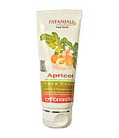 Скраб для лица, Патанджали (Apricot Face Scrub)