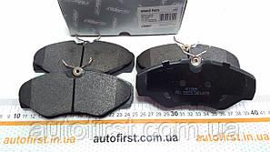 RIDER Колодка торм. диск. RENAULT TRAFIC, OPEL VIVARO 01- передние