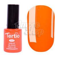 Гель-лак Tertio №103 (яркий тыквенный, эмаль), 10 мл
