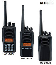 Kenwood NX-220E3 NEXEDGE
