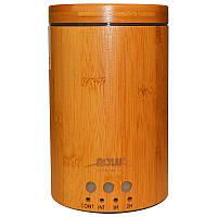 Ультразвуковой диффузор (Real Bamboo Ultrasonic Oil Diffuser), Now Foods, 1 шт.