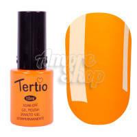 Гель-лак Tertio №105 (пастельный оранжевый, эмаль), 10 мл